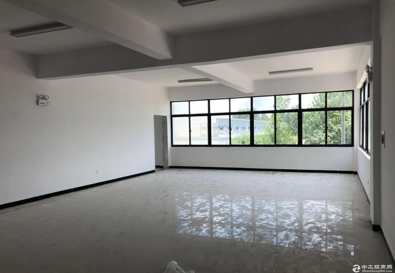 光谷8号工坊1300m²一楼厂房出租