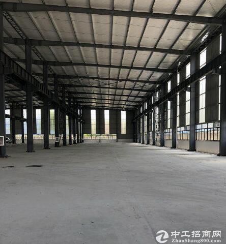 光谷四路一楼810㎡钢构厂房