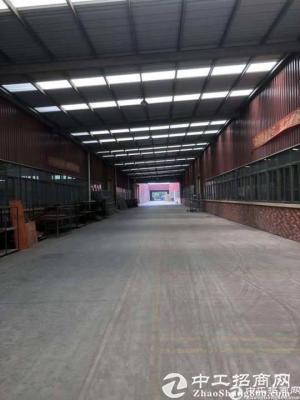 坪山大道边新出15600平米独院钢构厂房出租