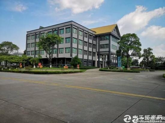 东莞市清溪镇别墅型厂房独栋4500平豪华装修