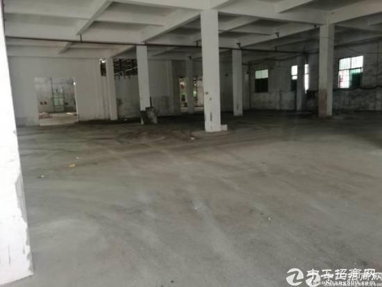 横岗塘坑地铁附近新出办公楼一楼2400平出租