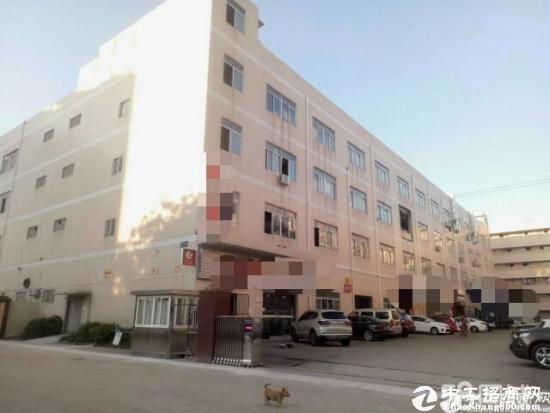 坪山大型工业区独门独院13800平米出售