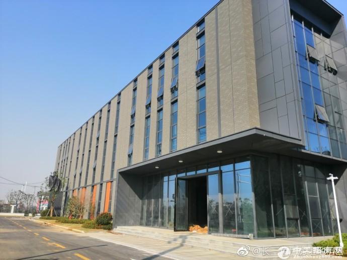 南京林场站8公里新建GMP厂房出租可分割出租 每层1500平