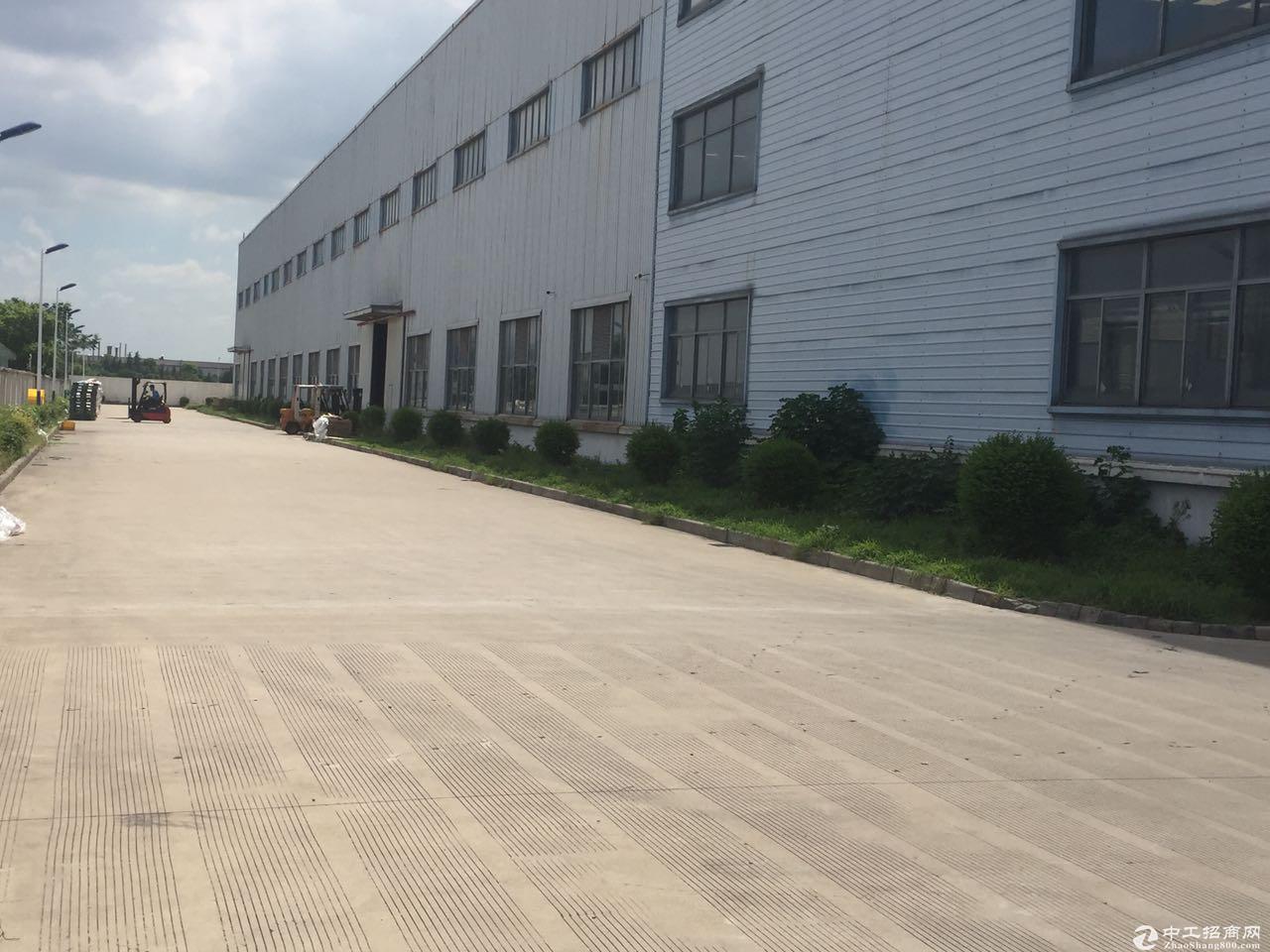 无锡新区梅村30亩厂房出售