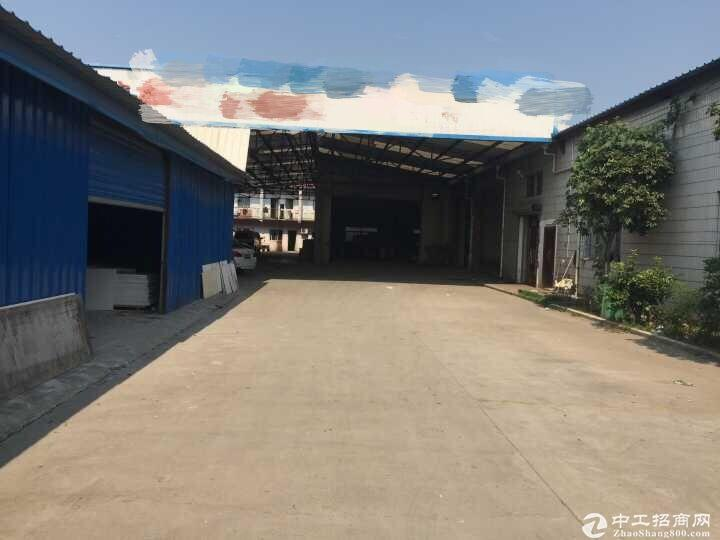 松江新庙三路2000平米单层厂房仓库出租
