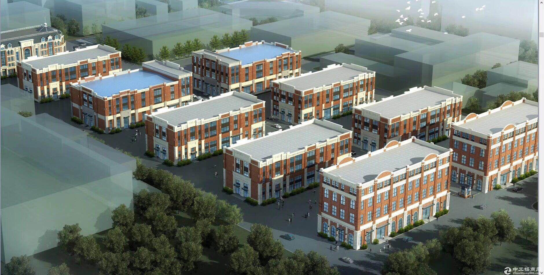 松江新建独栋厂房出售,层高16米,可隔双层