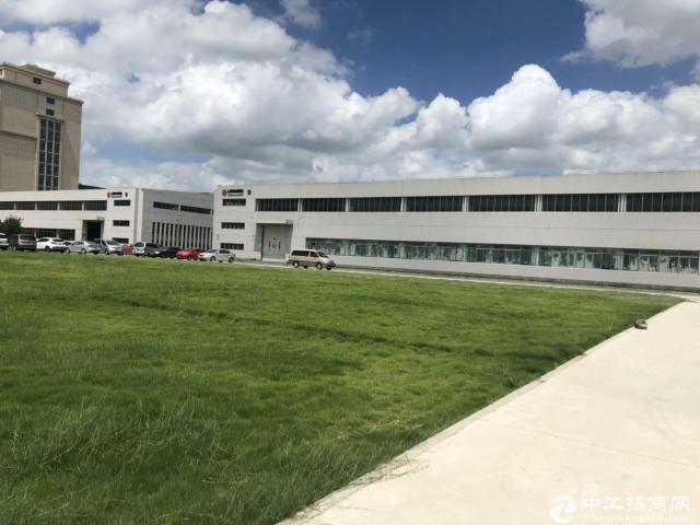 新建独栋厂房出售2376平米,无税收要求