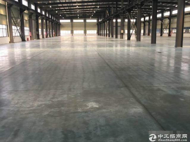 松江大房东独院7611平米独栋单层厂房有行车-图4