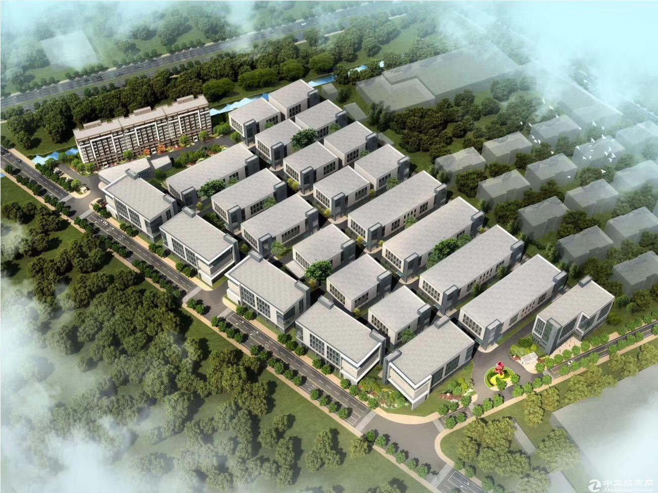 新建独栋厂房出售,独立绿证价格优惠