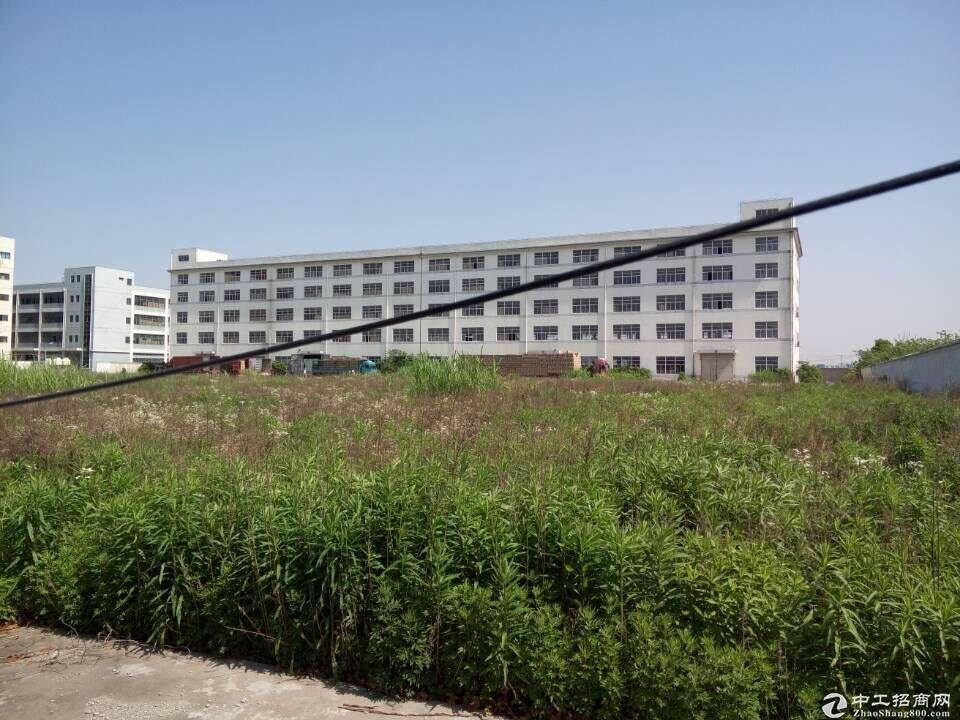 松江工业区全新独栋5600平米厂房配电超大