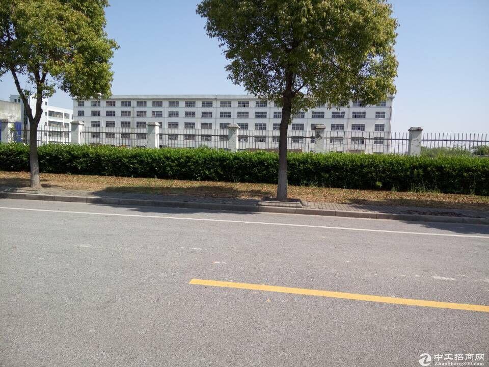 松江工业区全新独栋5600平米厂房配电超大-图2