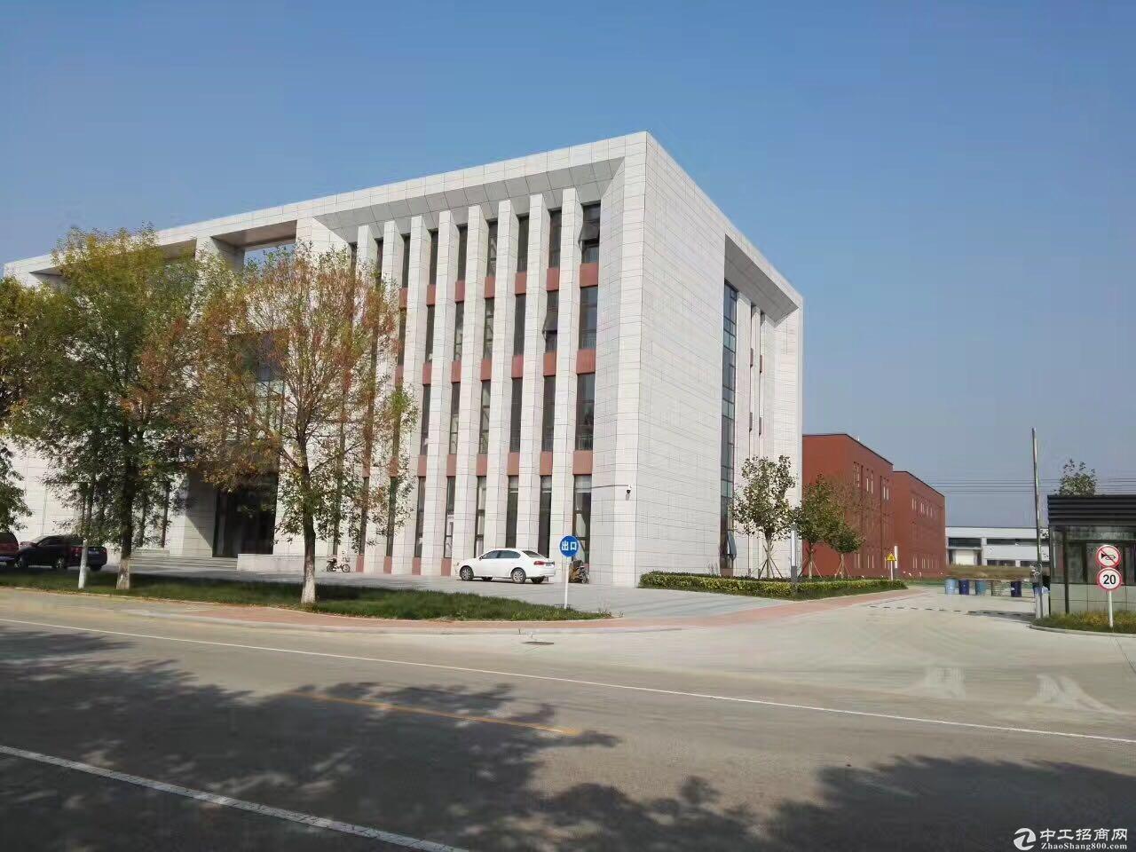 中关村科技园50年产权 可租可售 行业政策宽松