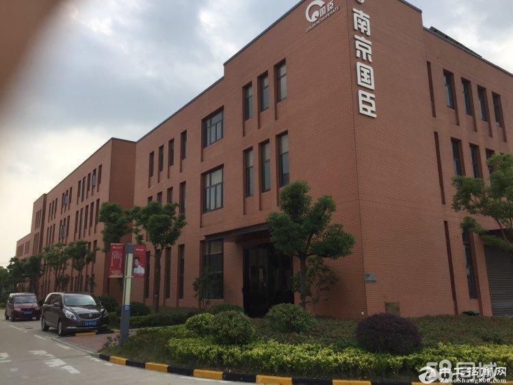 江宁科学园全新厂房在售 600平起售 非中介