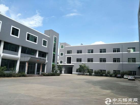 深圳坪山及周边建筑7800国有证厂房业主诚意出售急售