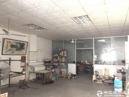 坪山沙博标准独院厂房1-2层2000平出租,