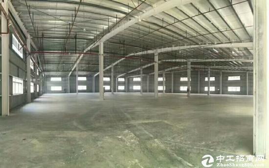 同乐原房东钢构1730平米可分租