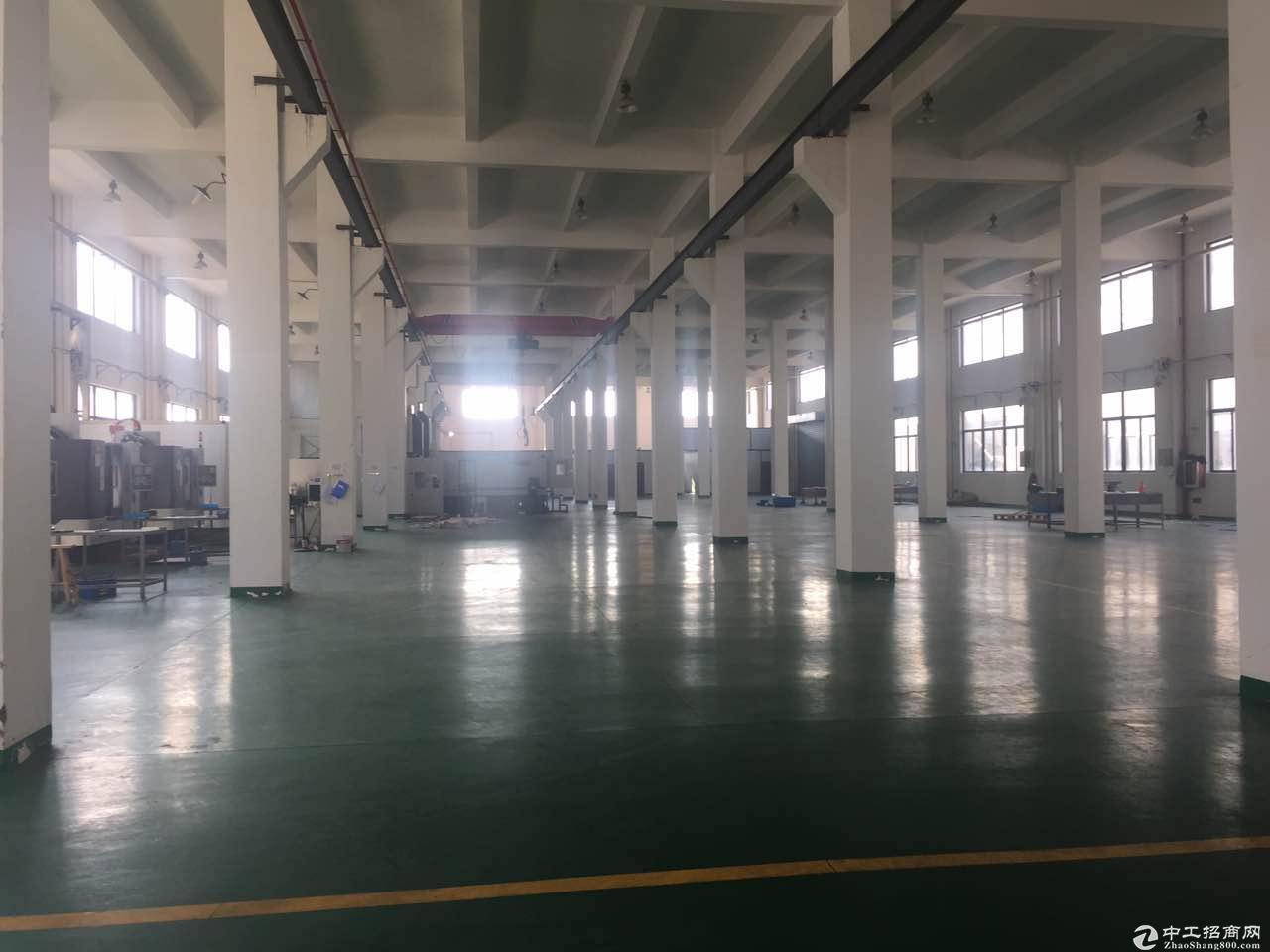 浦东食品产业园500至9000平可租 带天然气管道