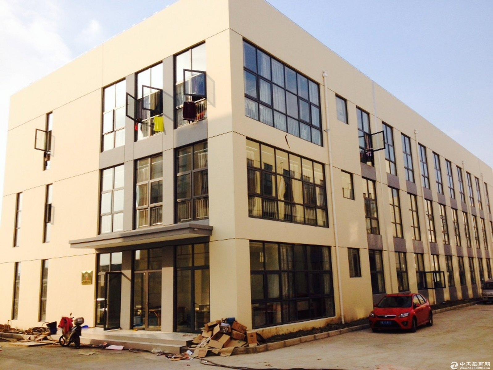 青浦练塘工业区11亩独院单层10米104厂房现出售