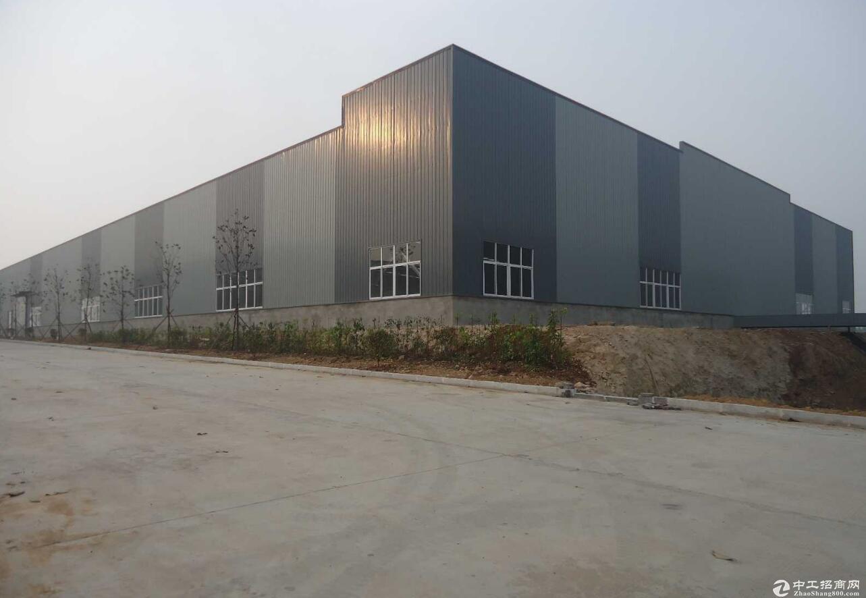 武汉周边标准工业园区钢构厂房5T行吊出租