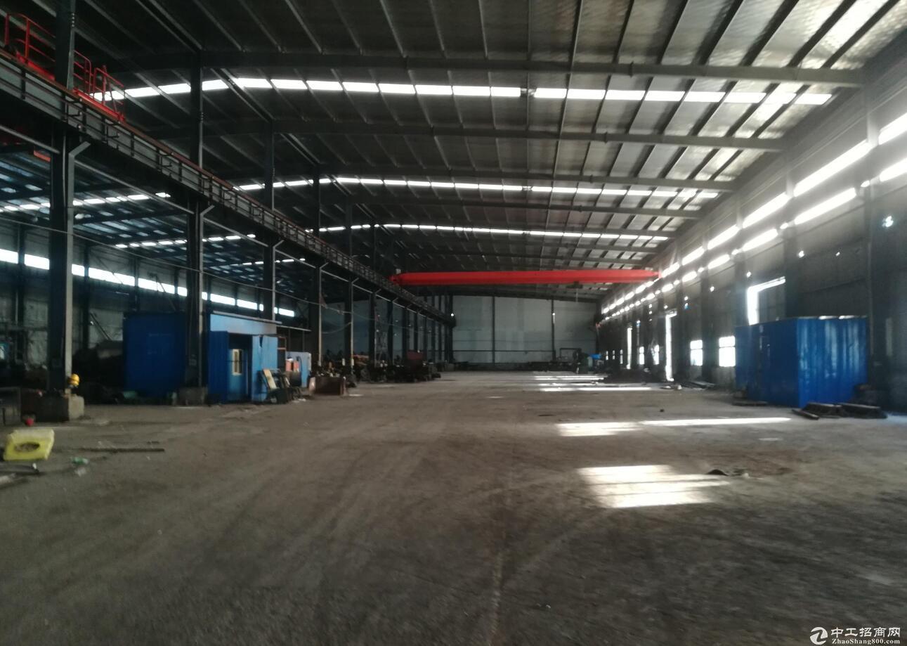 鄂州葛店大型钢构厂房出租