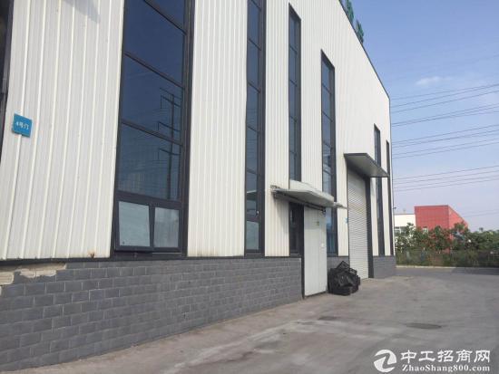 青白江2000平标准钢结构厂房,带行车,手续齐,可分割