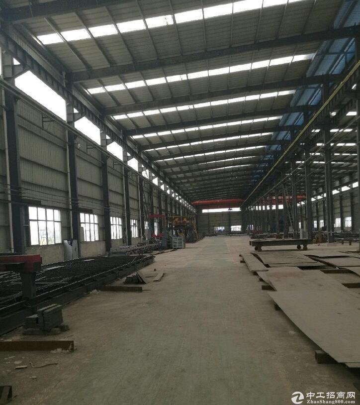 武汉周边大型钢构厂房2万平方向外招租