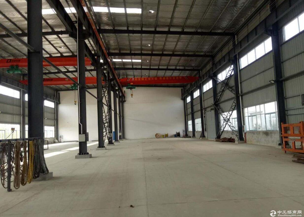 东湖高新区附近,装备制造园独栋厂房招租!