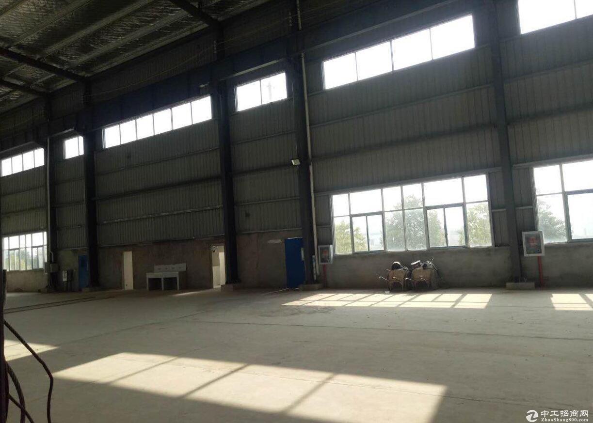 武汉周边标准厂房招租、动力动能、完善,即可投入生产