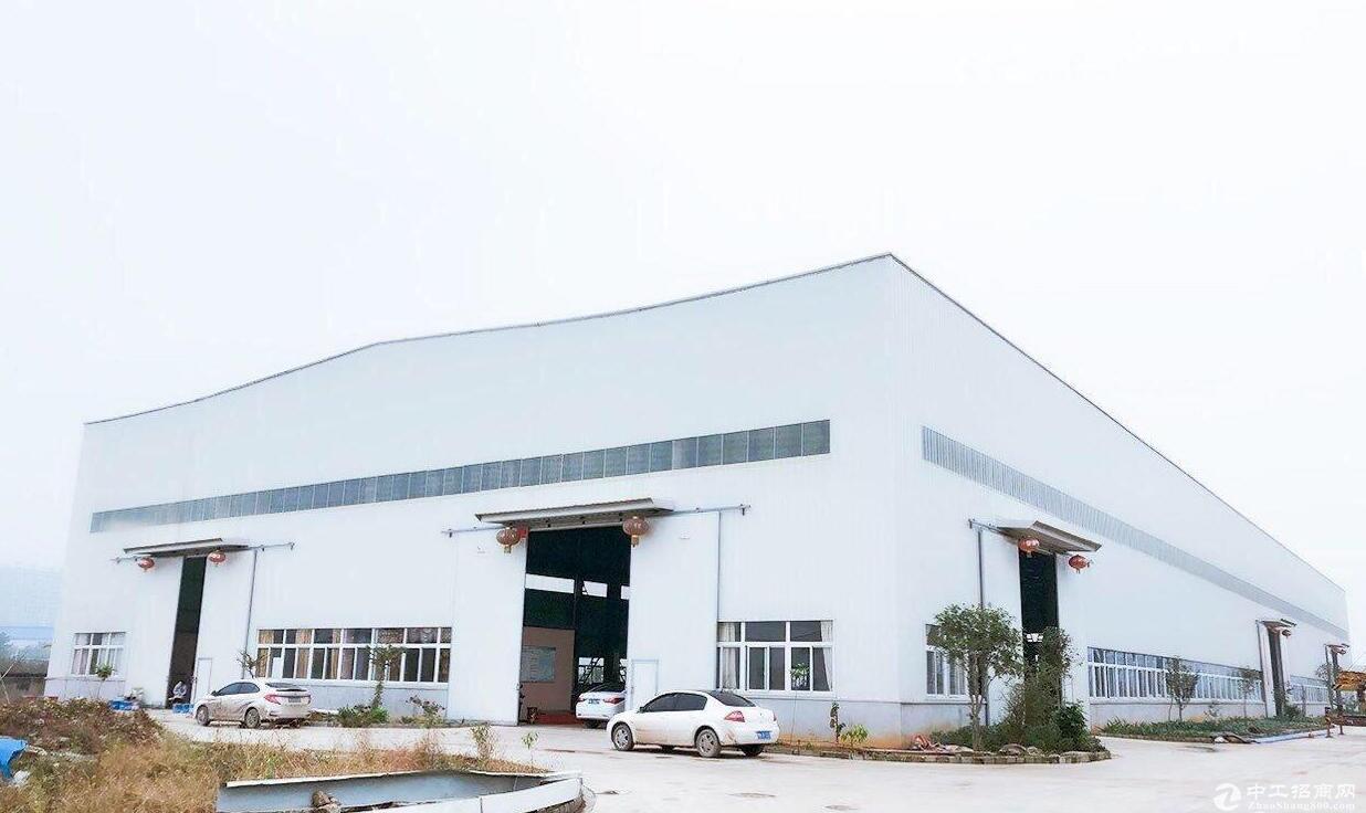 花湖开发区鄂东汽车城旁 厂房 3000平米