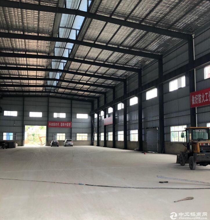 华容区316国道旁 钢构厂房 7000平米