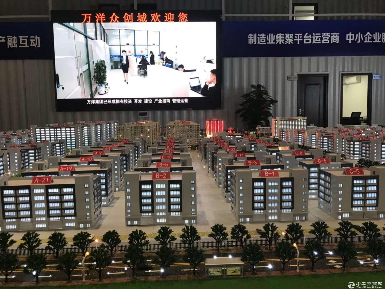 云浮新兴 4000 -20000方厂房 出售 50年产权证件齐全-图2