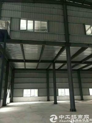石岩独院钢构厂房1280平米招租