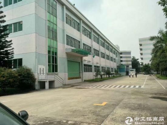 深圳范围靓厂房出售,大小面积均有