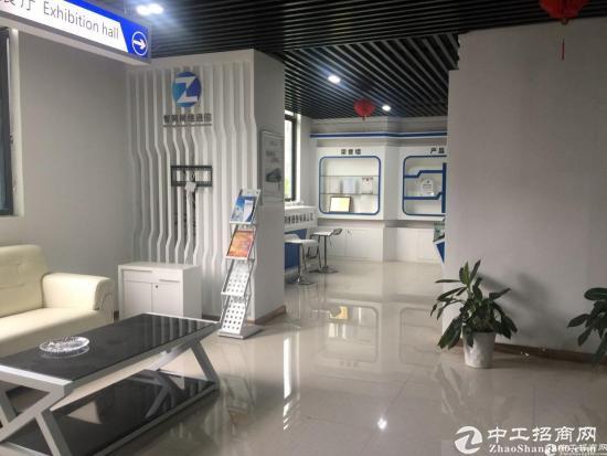 西乡银田创意园500平米精装修研发办公写字楼招租