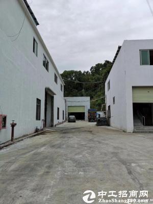横岗 六约独院新出标准厂房一楼1000平招租