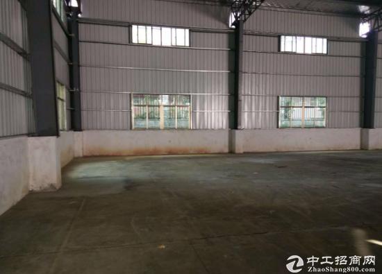 南光龙大高速出口,原房东2100平米独门独院钢结构厂房出租