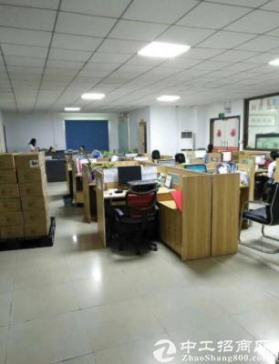 福永桥头地铁口附近新出楼上带装修厂房750平