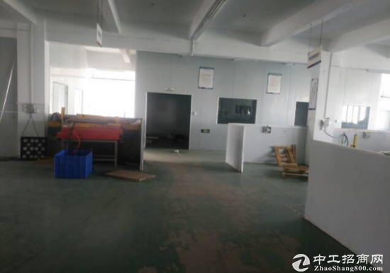 福永桥头1100平方米带豪华办公室装修厂房出租