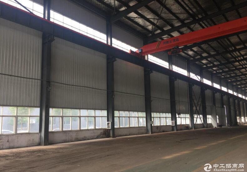 武汉江夏钢结构1700平米厂房出租