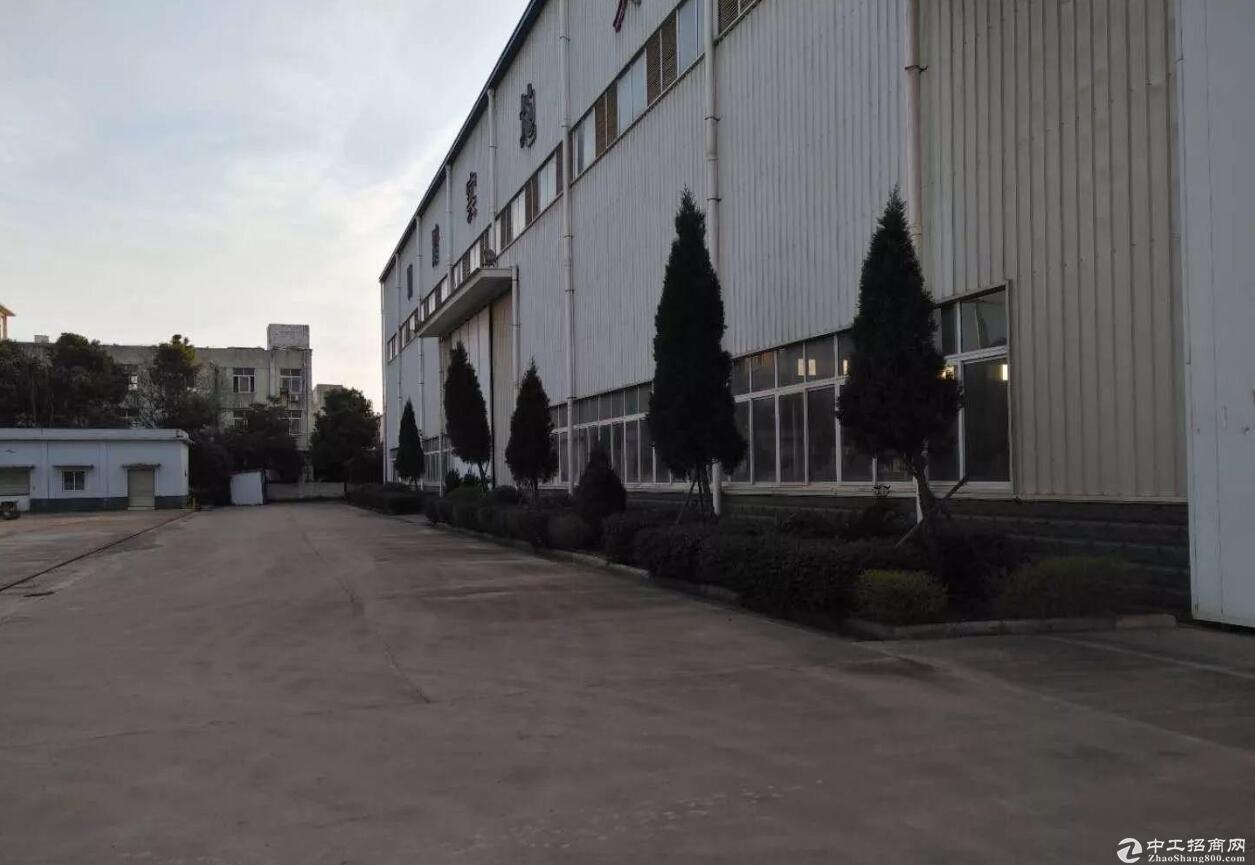 江夏大桥新区星光大道8000平米钢结构厂房