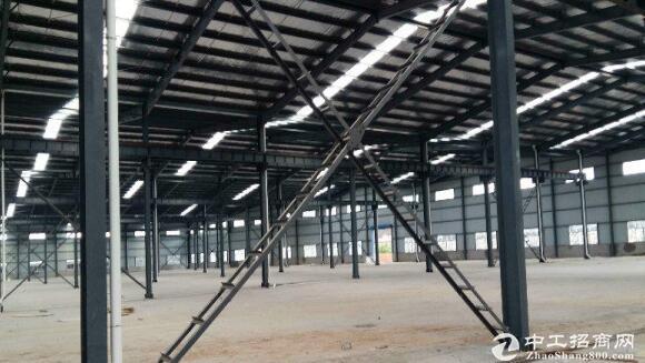 江夏标准跨5T桁车1000钢结构厂房出租