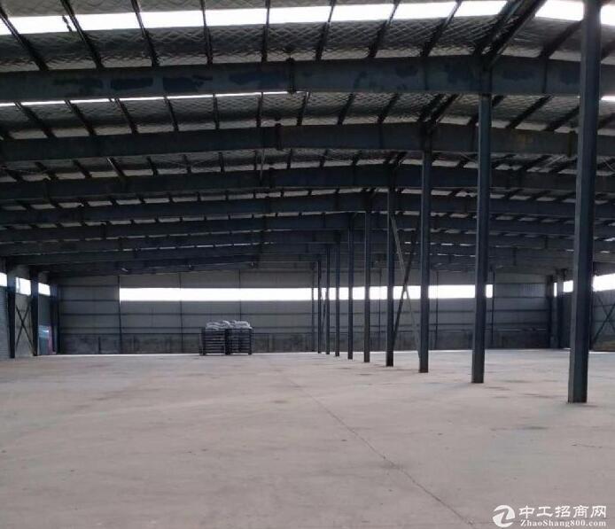 出租江夏纸坊星光大道7600平钢结构厂房