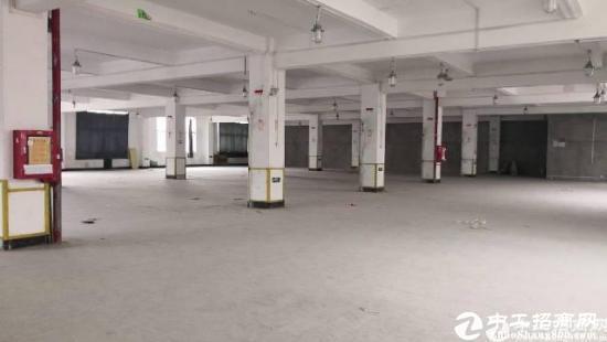 横岗六约地铁站 附近原房东红本厂房出租