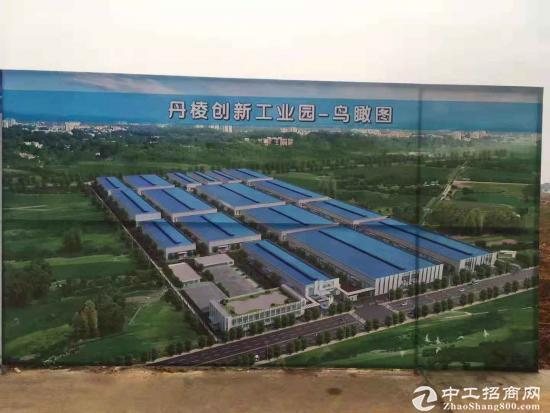 眉山丹棱工业园  800平起按需定制独栋厂房  出售