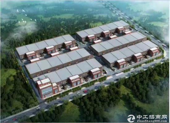 蒲江帝豪智造科技园  独门独院1000平厂房   仅9套出售