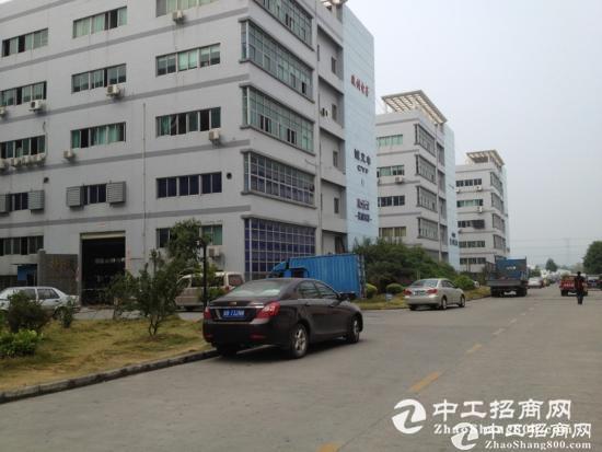 左岭镇开发区标准工业厂房,已装修无转让费