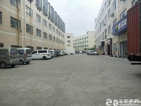 坪地独院标准厂房1-4层5400平带喷淋空地20-图2