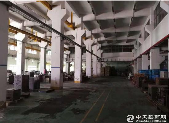 布吉丹竹头新出原房东红本独院厂房1-6层3600平