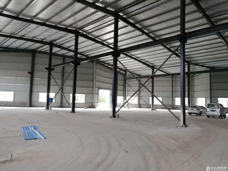 浏阳永安工业园2200平钢架厂房仓库出租