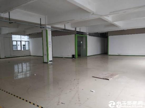 横岗 四联228工业区三楼550平方精装修厂房出租。
